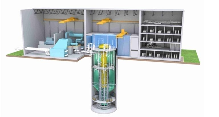 Elektrownia z reaktorem BWRX-300