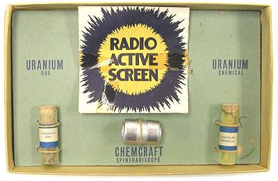 Radiactive Screen