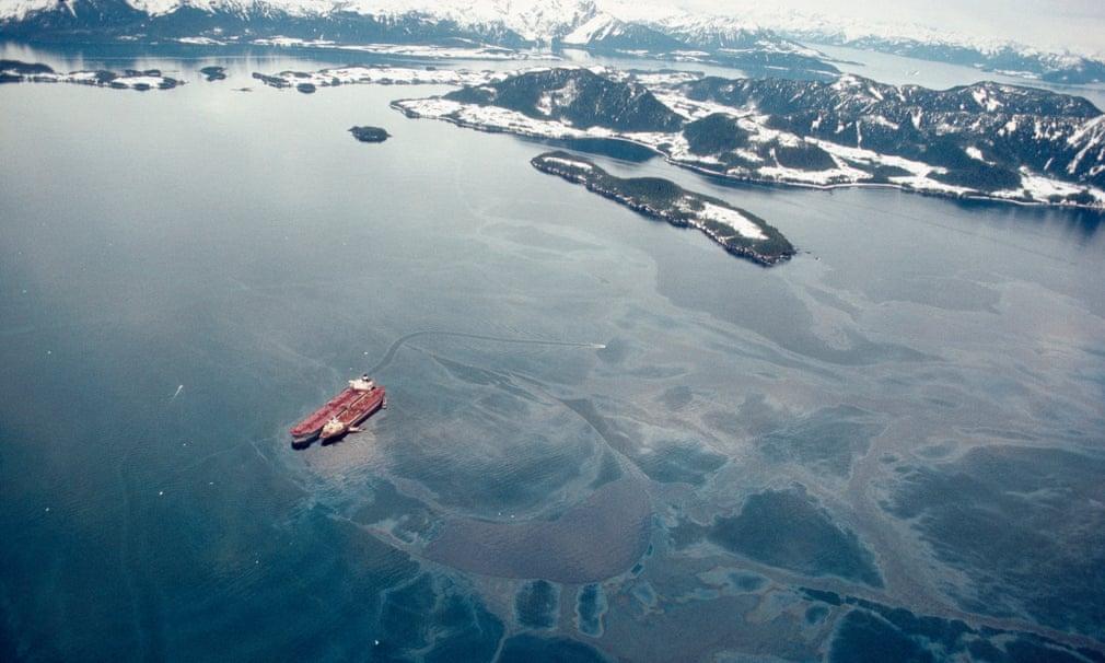 Tankowiec Exxon Valdez