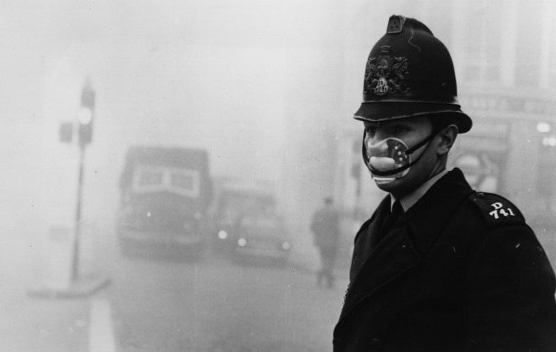 Wielki smog w Londynie